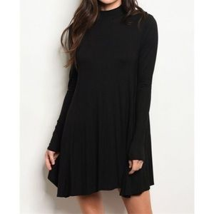 🌟 Black basic tunic dress 🌟